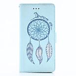 Per A portafoglio Porta-carte di credito Con supporto Con chiusura magnetica Decorazioni in rilievo Fantasia/disegno A calamita Custodia