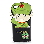 For OPPO Find 9 R9 Shockproof Case Back Cover Case Male Lei Feng Pattern Soft Silicone for OPPO R9 Plus OPPO R7s