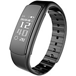 Iwown I6hr Smart Bracelet Pedometers Health Care Multifunction USB iOS Android