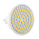 7W GU5.3(MR16) Focos LED MR16 72 SMD 2835 500-700 lm Blanco Cálido Blanco Fresco Blanco Natural Decorativa V 1 pieza