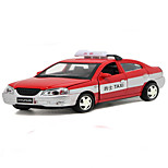 SUV Pull Back Vehicles Car Toys 1:32 Metal Plastic Red Model & Building Toy