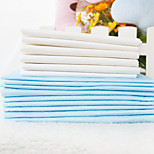 Dog Cleaning Baths Absorbent Diapers Waterproof 100pcs