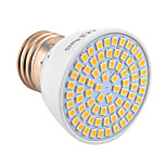 7W E26/E27 Focos LED 72 SMD 2835 500-700 lm Blanco Cálido Blanco Fresco Blanco Natural Decorativa V 1 pieza