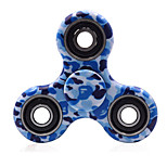 Fidget Spinner Hand Spinner Toys Tri-Spinner Metal ABS Plastic EDCfor Killing Time Focus Toy Stress and Anxiety Relief Office Desk Toys