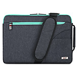 For Apple MacBook Air/Pro 11 Inch Shoulder Bags Oxford Cloth leather Bag Simple Leisure Style Notebook Bag Solid Color
