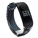 H5 New Intelligent Bracelet Waterproof Step Swimming Sleep Health Monitoring Meter movement bracelet