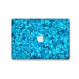 For MacBook Air 11 13/Pro13 15/Pro with Retina13 15/MacBook12 The Blue Diamond Decorative Skin Sticker Glow in The Dark