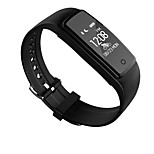 Smart BraceletWater Resistant/Waterproof Long Standby Pedometers Exercise Log Sports Heart Rate Monitor Alarm Clock Distance Tracking