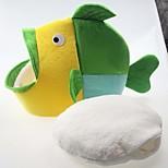 Cat Dog Bed Pets Bed Cartoon Fish Design