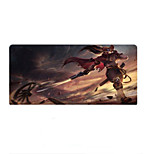 Super Large Size 90cm*40cm Blading Men Print Game Mouse Pad Mat Laptop Gaming Mousepad