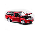 SUV Toys Car Toys 1:24 ABS White Red Black Model & Building Toy