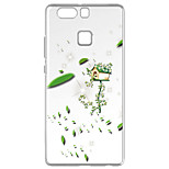 For Huawei P9 Pattern Case Back Cover Case Flower Soft TPU for  Huawei P9 / P9 Lite / P8 / P8 Lite