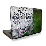 For MacBook Air 11 13/Pro13 15/Pro with Retina13 15/MacBook12 An Angry Tiger Described Apple Laptop Case