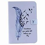Per Porta-carte di credito A portafoglio Con supporto Standby automatico/accendimento automatico Con chiusura magnetica Fantasia/disegno
