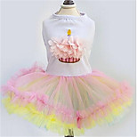 Dog Dress Dog Clothes Spring/Fall Princess Cute
