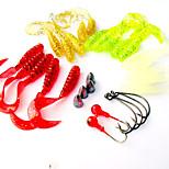 1 pcs Soft Bait Random Colors 97 g Ounce mm inch,Plastic General Fishing