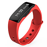 SKMEI L28t Men's Woman Smart Bracelet / SmarWatch /Heart Rate Monitor Sm Wristband Sleep Monitor Color Screen for IOS Android phone