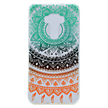 For Asus ZenFone 3 (ZE552KL)(5.5) ZE520KL(5.2) Lace Printing Pattern Soft TPU Material Phone Case
