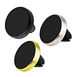 ZIQIAO Universal Air Vent Magnetic Car Mount Holder Cell Phone Cradle for iPhone 5 5C 5S 6 6S 7 Plus Samsung Galaxy S6 S7