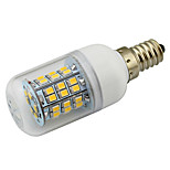 4W E12 LED Corn Bulb 48 SMD 2835 380Lm AC/DC 12V-24V Warm/Cool White (1 pcs)