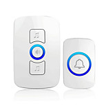Wireless Doorbell Home Exchange Doorbell Electronic Remote Control Long Distance Pager