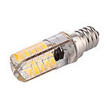 3W E12 Luces LED de Doble Pin T 40 SMD 5730 200-300 lm Blanco Cálido Blanco Fresco Decorativa AC110 AC220 V 1 pieza