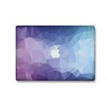 1 Stück Kratzfest 3D Transparenter Kunststoff Gehäuse Aufkleber Leuchtet im Dunkeln Muster FürMacBook Pro 15'' with Retina MacBook Pro 15