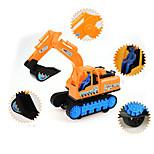 Baustellenfahrzeuge Bauernhoffahrzeuge Spielzeuge Auto Spielzeug 1:25 Plastik Gelb Model & Building Toy