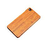 Für Stoßresistent Hülle Rückseitenabdeckung Hülle Einheitliche Farbe Hart Bambus für HuaweiHuawei P9 Huawei P9 plus Huawei P8 Huawei Mate