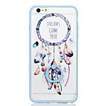 For Ring Holder Pattern Case Back Cover Case Dream Catcher Hard PC for Apple iPhone 6s Plus iPhone 6 Plus iPhone 6s iPhone 6