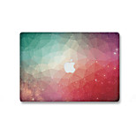 1 pezzo Anti-graffi 3D Di plastica trasparente Decalcomanie Fosforescente A fantasia PerMacBook Pro 15'' with Retina MacBook Pro 15 ''