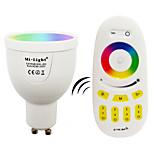Wireless Remote Control Mobile Wifi Control GU10 Smart Ball Bubble
