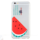 For Pattern Case Back Cover Case Fruit Soft TPU for Apple iPhone 6s Plus iPhone 6 Plus iPhone 6s iPhone 6 iPhone SE/5s iPhone 5