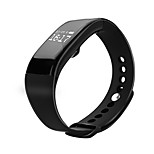 GB035 Smart Bracelet IP68 Water Resistant/Waterproof Bluetooth Band Pedometers Sports Heart Rate Monitor Touch Screen Alarm Clock Sleep Monitor