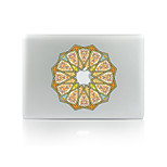 For MacBook Air 11 13/Pro13 15/Pro With Retina13 15/MacBook12 National Flower Luminous Decorative Skin Sticker Glow in The Dark