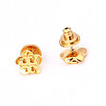Stud Earrings Jewelry Unique Design Euramerican Fashion Chrome Jewelry For Wedding Party Birthday Gift 1 pair