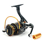 Fishing Reel Spinning Reels 5.2:1 13 Ball Bearings Right-handed General Fishing-GH5000