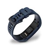 nuodo moman inteligente pulseira / smarwatch / atividade trackerlong standby / pedômetros / monitor de freqüência cardíaca / despertador