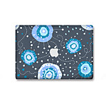 For MacBook Air 11 13/Pro13 15/Pro with Retina13 15/MacBook12 Cartoon Jellyfish Decorative Skin Sticker Glow in The Dark