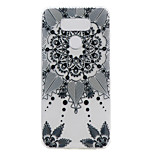 For LG G6 LS775 X Power Case Cover Wind Chimes Painted Pattern TPU Material Phone Case