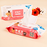 Cat Dog Cleaning Wipes Pet Grooming Supplies Portable