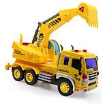 Baustellenfahrzeuge Spielzeuge Auto Spielzeug 01.50 Plastik Gelb Model & Building Toy