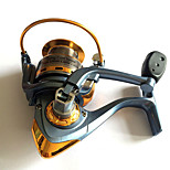 Fishing Reel Spinning Reels 5.2:1 11 Ball Bearings Right-handed General Fishing-WT4000