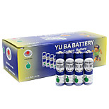 YUBA AA Cardon Zinc Battery 1.5V 32 Pack