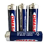 Aa cardon zinc pila seca de la batería 1.5v 20 pack