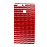 For Huawei P9 Pattern Case Back Cover Case Red Pattern Soft TPU for  Huawei P10/P10 Plus P9 / P9 Lite / P8 / P8 Lite
