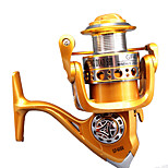 Fishing Reel Spinning Reels 5.2:1 10 Ball Bearings Right-handed General Fishing-GF4000