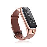 YY M6 Men's Woman Smart Bracelet/SmartWatch/Bluetooth Call Bracelet Dual-Use Wechat Caller Id for IOS Android