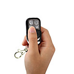 FYW Portable 4 Keys Remote  No Need To Cut Wall Wiring  Can Be Pasted In Any Place No Need To Cut Wall Wiring Match Receiver Use