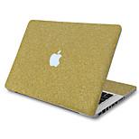 1 pieza Anti-Arañazos Un Color De Plástico Transparente Adhesivo Brillante Diseño ParaMacBook Pro 15'' with Retina MacBook Pro 15 ''